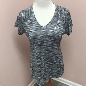 Under Armour Semi-Fitted Heat Gear Tee